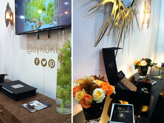 Highlights from 2014 ICFF: KOKET's Top Selections