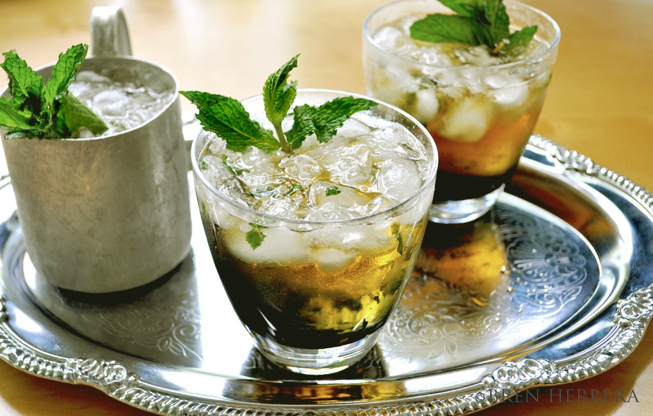 Kentucky Derby best drinks Mint Julep