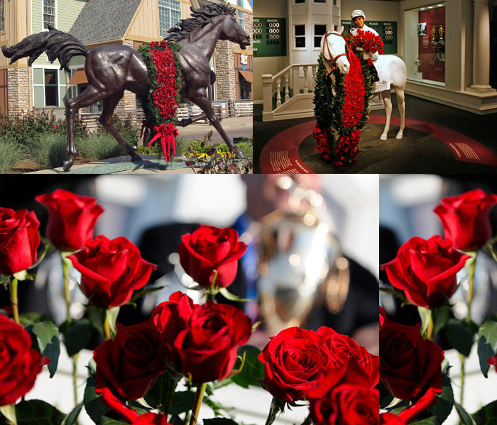 Kentucky Derby roses Grey Goose Oaks