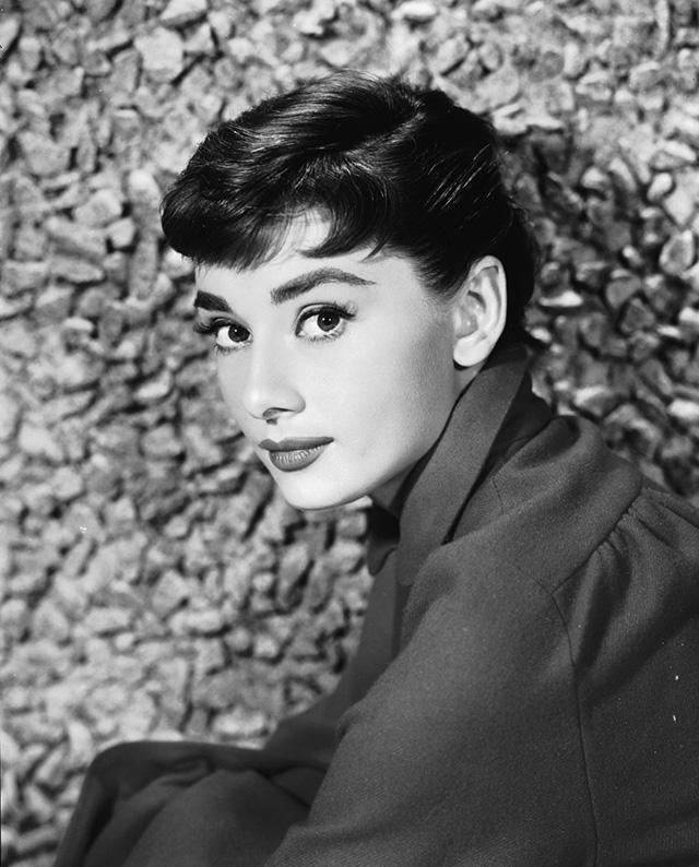 Audrey Hepburn Hairstyles Short Hair