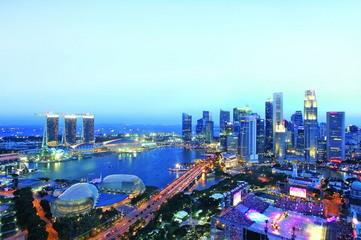 luxury travel destinations rich amazing vacations singapore