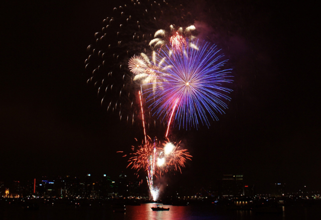 Top 5 Cities To Watch 4th Of July Fireworks Love Happens