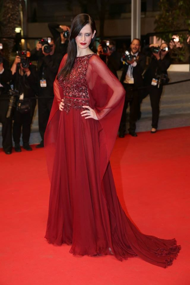 Elie Saab: the elegance at 21st century Elie Saab: the elegance at 21st century Eva Green wears Elie Sab