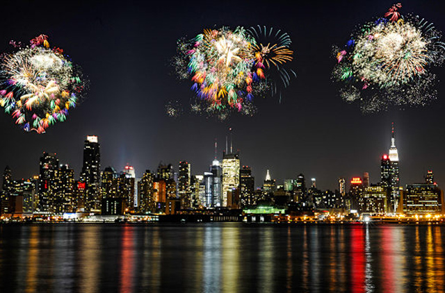 Top 5 Cities to watch 4th of July fireworks