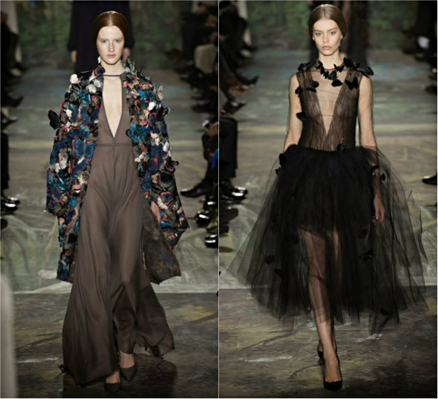 Exclusive Valentino Haute Couture 2014 | 2015