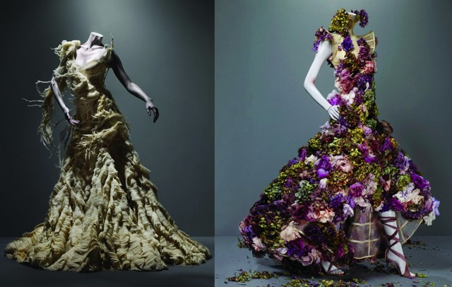 amcq-1 Savage Beauty Exhibition and Alexander McQueen´s best designs Savage Beauty Exhibition and Alexander McQueen´s best designs amcq 11