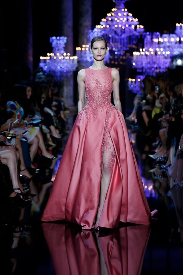 Elie Saab: the elegance at 21st century Elie Saab: the elegance at 21st century elie saab 2014 fall winter 4