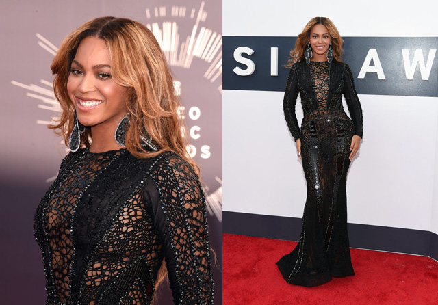 Beyoncé at MTV VMAs 2014
