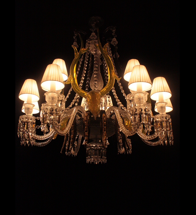 Luxury Lighting: The Most Prestigious Baccarat Chandeliers