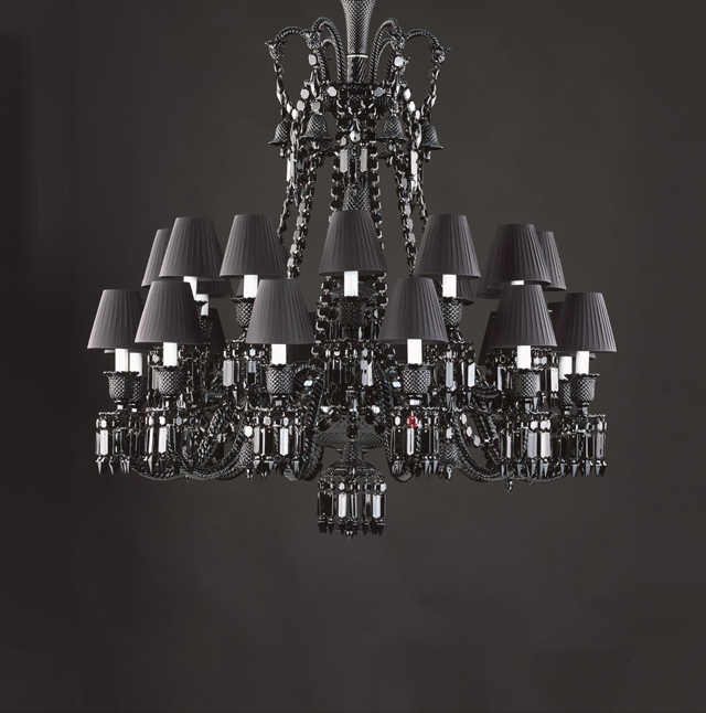 The Zenith Noir by Baccarat