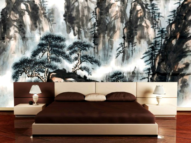 your personal bedroom 620x465 japanese interior design style for your