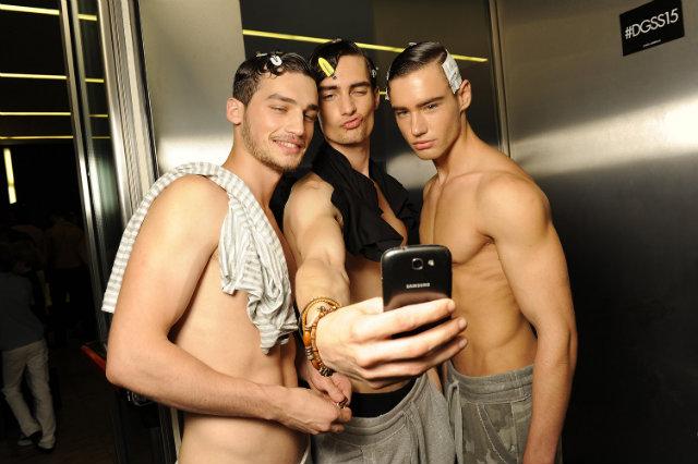 Dolce & Gabbana | Spring 2015 Dolce & Gabbana | Spring 2015 Dolce & Gabbana | Spring 2015 backstage man