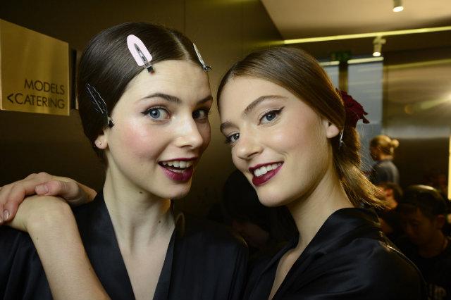 Dolce & Gabbana | Spring 2015 Dolce & Gabbana | Spring 2015 Dolce & Gabbana | Spring 2015 backstage women