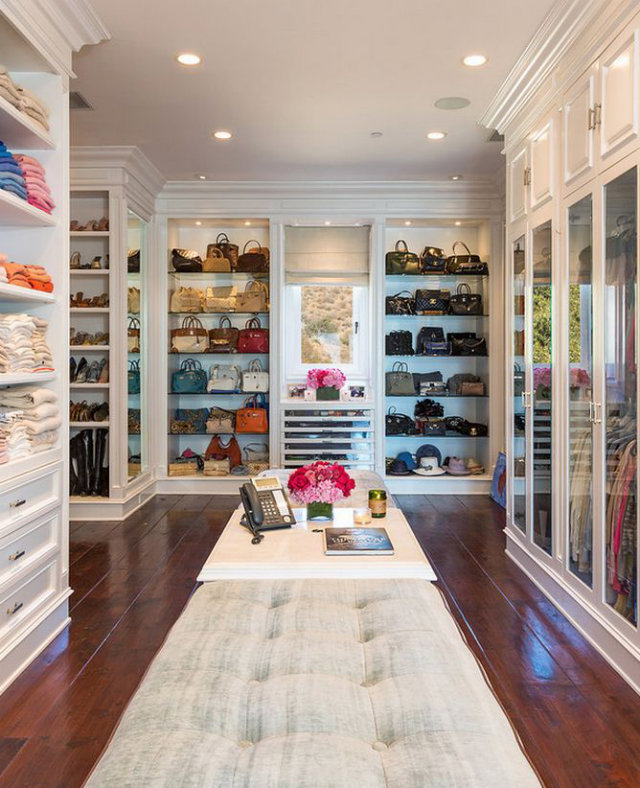 How to decorate your closet