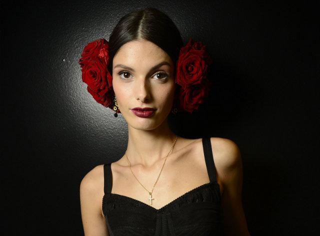 Dolce & Gabbana | Spring 2015 Dolce & Gabbana | Spring 2015 Dolce & Gabbana | Spring 2015 flores