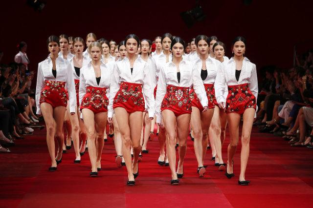 Dolce & Gabbana | Spring 2015 Dolce & Gabbana | Spring 2015 Dolce & Gabbana | Spring 2015 girls