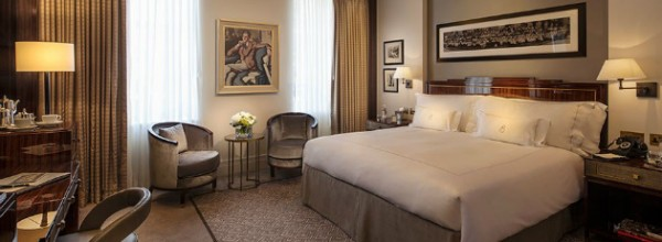 Elegance and Luxury in The Beaumont Hotel