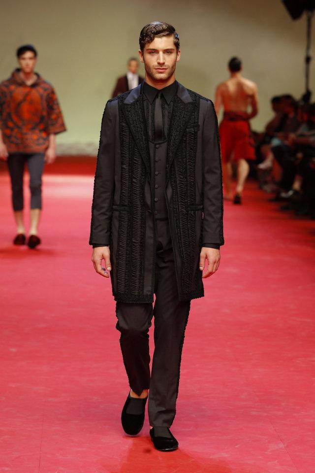 Dolce & Gabbana | Spring 2015 Dolce & Gabbana | Spring 2015 Dolce & Gabbana | Spring 2015 man 2