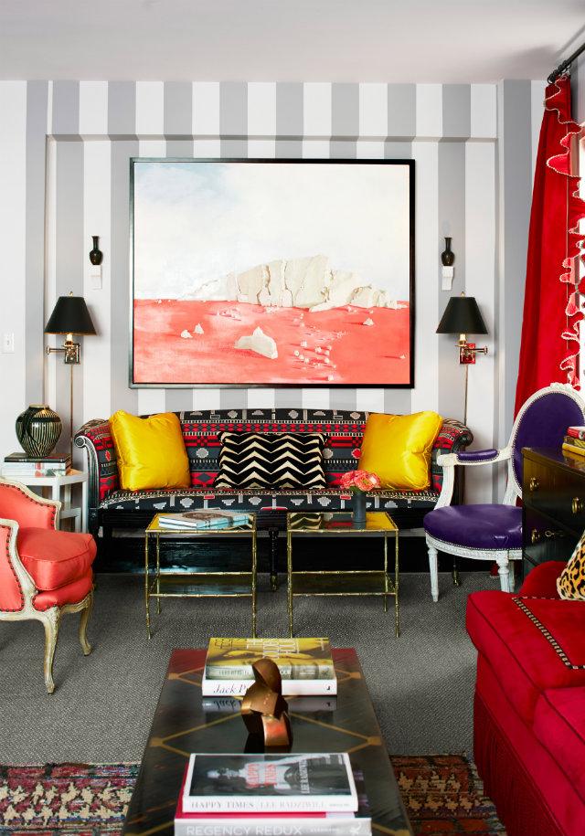Dream Living Room Designs: Top 5 Manhattan Dream Living Rooms