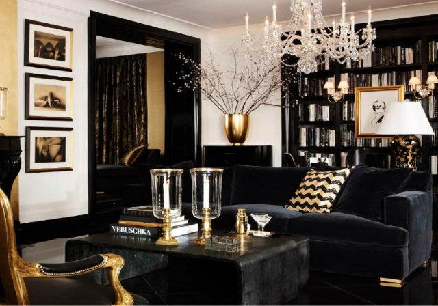 Top 5 Manhattan Dream Living Rooms