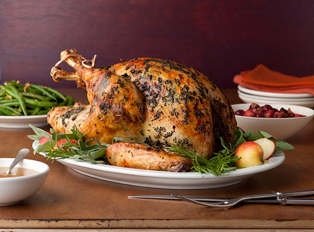 ... -Apple-Cider-Gravy Brined-Herb-Crusted-Turkey-with-Apple-Cider-Gravy