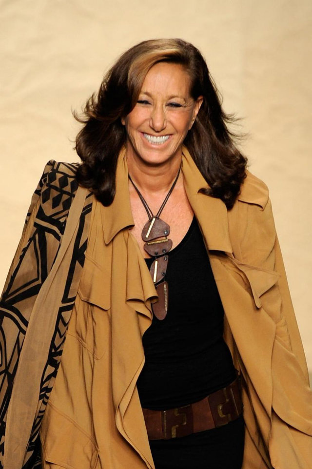 Donna Karan Top 50 Fashion Designers Of All Time