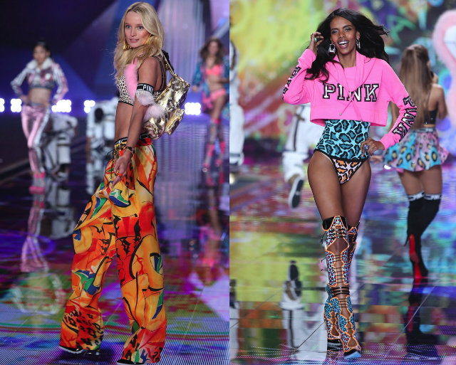 The Victoria's Secret Fashion Show 2014