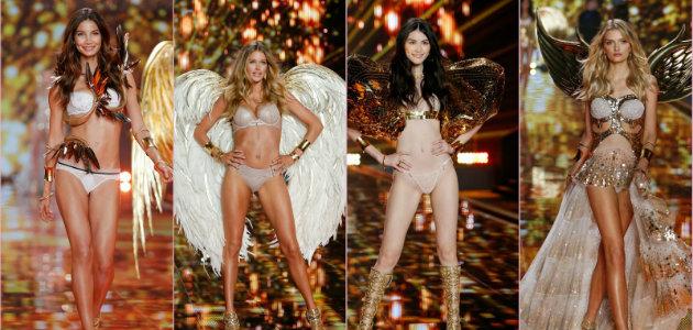 Victoria's Secret Fashion Show: The sexy scenes you missed