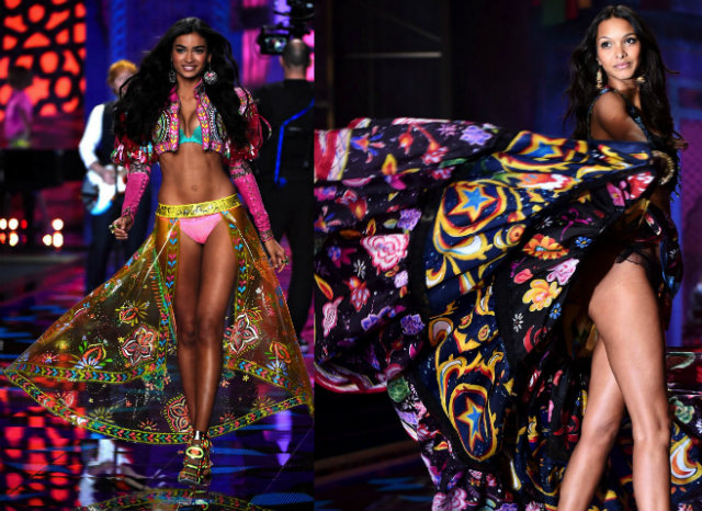 Victoria's Secret Fashion Show: The sexy scenes you missed