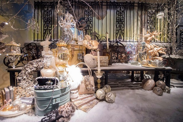 The most beautiful christmas windows display of 2014 - Fortnum and mason christmas decorations ...