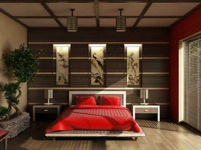 How to Decorate your small Bedroom with a Japanese Style ...