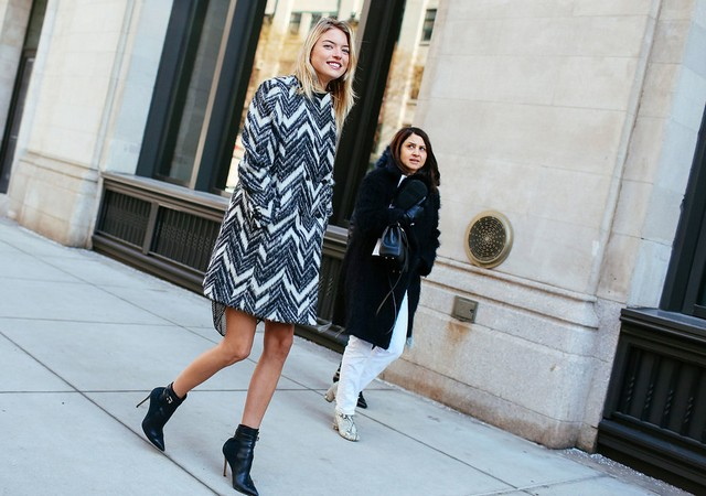 New York Fashion Week Street Style: the Best Outfits Outside the Catwalk