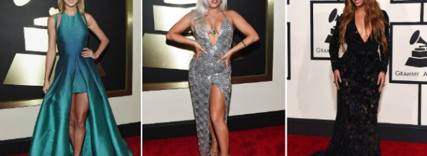 The best dressed at the 2015 Grammy Awards