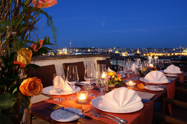 The Most Romantic Restaurants Around the World of 2015 The Most Romantic Restaurants Around the World of 2015 The Most Romantic Restaurants Around the World of 2015 koket love happens most romantic restaurants golden well prague