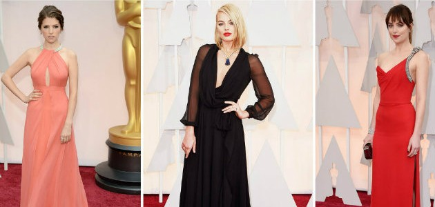 The Best Red Carpet Looks From The 2015 Academy Awards