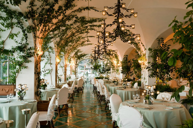 The Most Romantic Restaurants Around the World of 2015