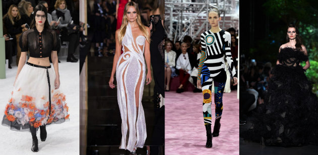 Haute Couture at Paris Fashion Week 2015