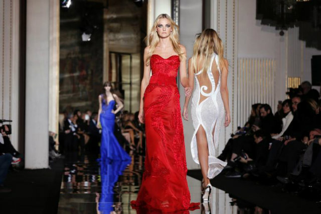 Haute Couture at Paris Fashion Week 2015 Haute Couture at Paris Fashion Week 2015 Haute Couture at Paris Fashion Week 2015 paris fashion week 2015 koket love happens versace