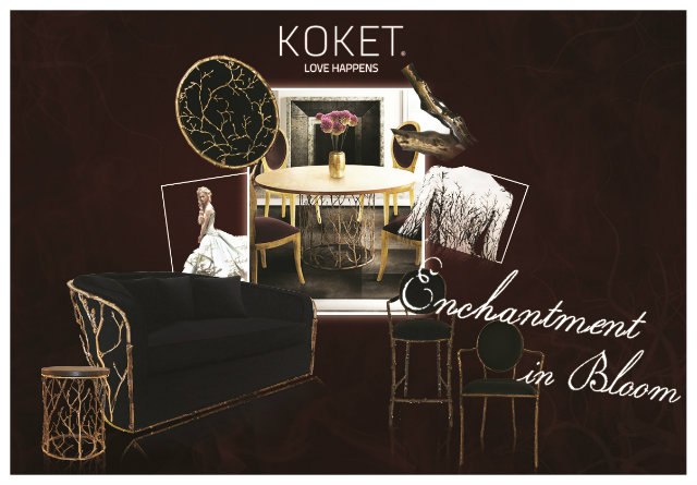 Enchantment in Bloom: KOKET Enchanted Collection