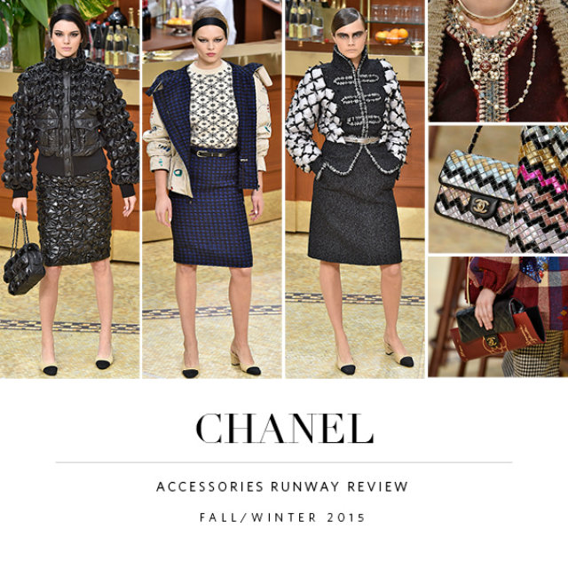 Chanel Fall 2015 Ready to Wear