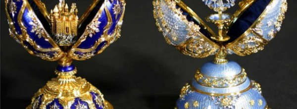 Easter with luxury: The Fabergé Eggs