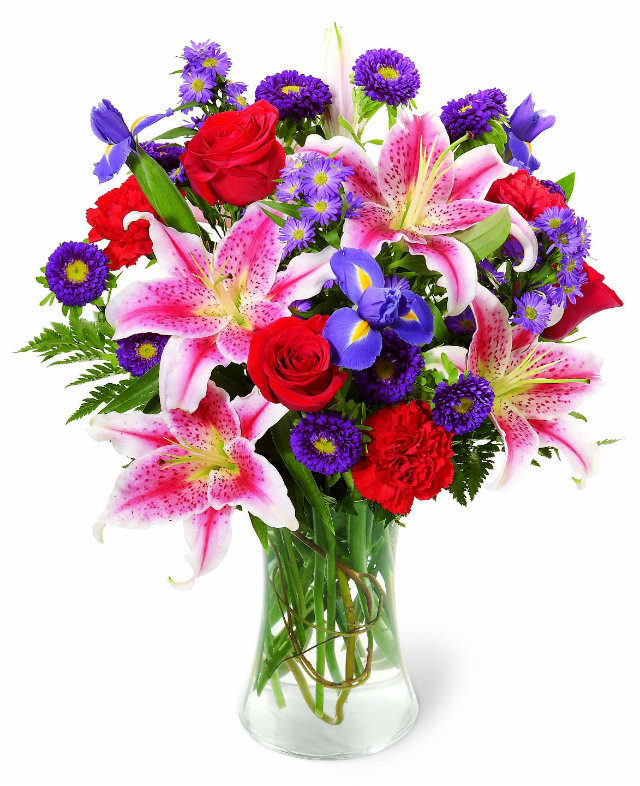 Most Beautiful Bouquet Of Flowers In The World – Valentine\'s Day Info