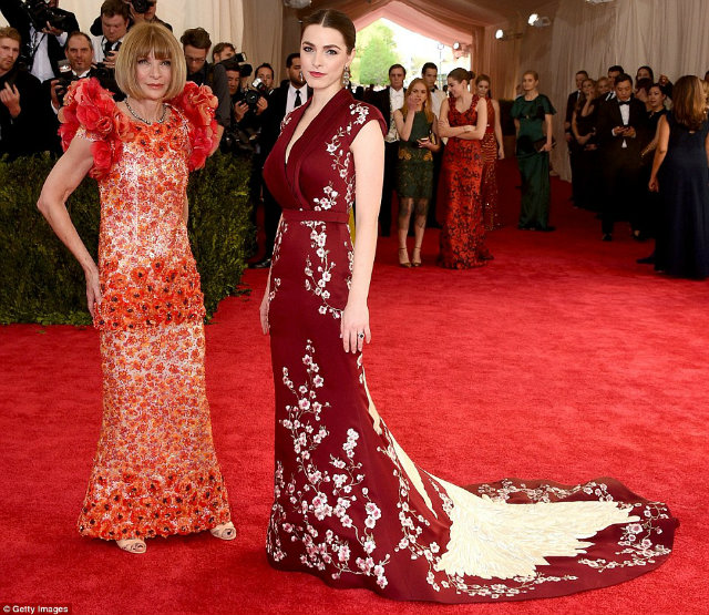 Met Gala 2015 - China: Through the Looking Glass