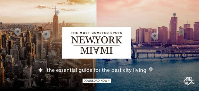 Maison and Objet Americas 2015 – Miami Party Guide!