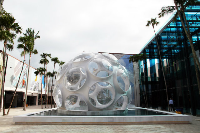 Maison and Objet Americas 2015 – Events you can't miss in Miami Maison and Objet Americas 2015 – Events you can't miss in Miami Maison and Objet Americas 2015 – Events you can't miss in Miami buckminster fuller flys eye dome miami maison et objet