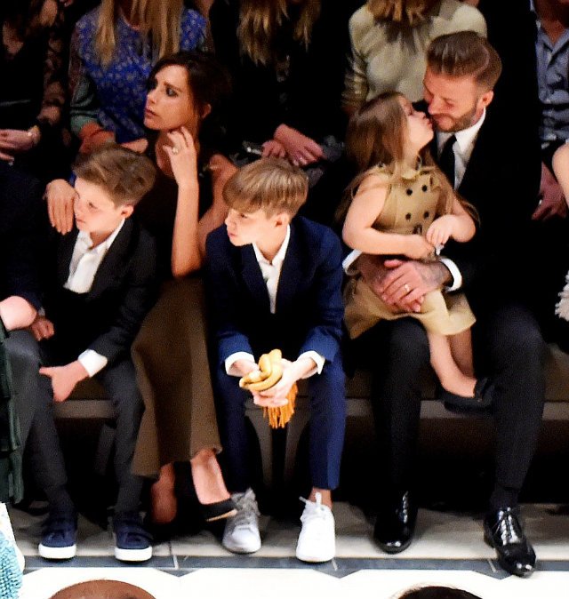 Happy Father's Day with Celebrity Dads