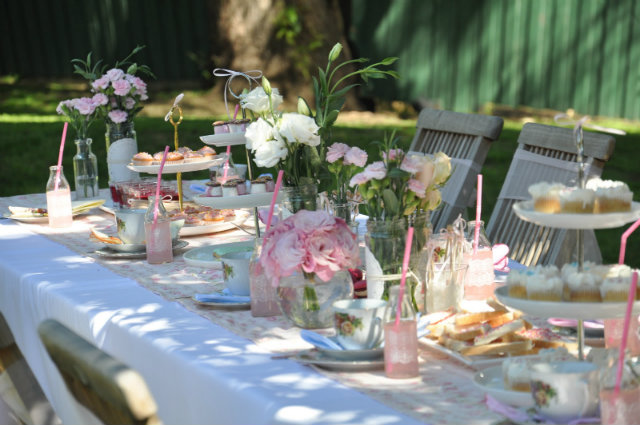 how to decorate your outdoor space for a summer party - Outdoor Decorations For Summer