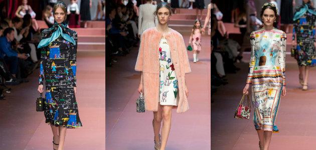 Dolce&Gabbana FW15-16