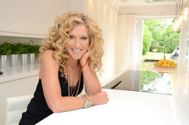 Top Designers in the World Kelly Hoppen