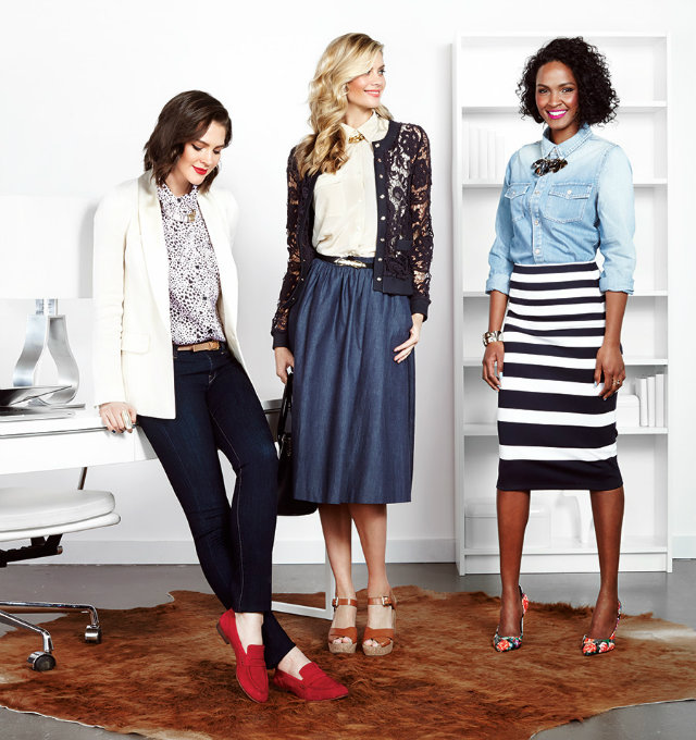 How to Look Chic in the Office